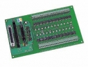 Isolated 24 Channels Photo MOS Relay Daughter Board, Opto-22 Compatible, 24x DO