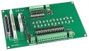 24 Channels DC Isolated Digital Output Daughter Board, Opto-22 Compatible, 24x DO