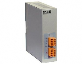 AC Input 45W Industrial Power Supply, Output 1.7A@+24V, DIN-Rail Mounting
