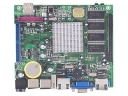 PC-104 Embedded Vortex86 200MHz SoC CPU module with VGA, 128MB RAM, 2xRTL8100B 10/100 Mbps Ethernet, processor module