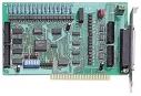 ISA 64 Channel Digital I/O Card (Isolated 16DI, 16DO, Non-Isolated TTL 16DI, 16DO)