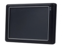 "Panel PC, 8.9"" TFT LCD, CPU Vortex86DX 1GHz, 512MB DDR2, 2x USB, Line-Out, LAN, 1x RS-232/422/485, CF/MicroSD card reader, 15W Power Adapter"