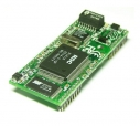 TCP/IP to RS-232 embedded converter module, CPU 100MHz, 100base-TX, windows, linux, TCP, IP, UDP, TELNET, ARP, SMTP