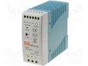 60W Single Output Industrial DIN Rail Power Supply
