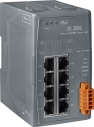 Unmanaged 8-Port Industrial 10/100/1000 Base-T Ethernet Switch