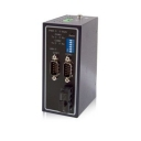 2-Port Industrial Serial Device Server, 2 x RS232/RS422/RS485, single-mode, virtual COM, Ethernet