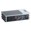 Embedded computer with CPU Intel Atom Z530, 1.6GHz, 1GB RAM, CF, VGA, Gigabit Ethernet, 2xRS232, 4xUSB, fanless, size 130x95x47mm