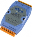 16 Channels Isolated Digital Input Module, with Indication, rs-485, distributed i/o, converter