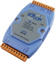 Hub  3xRS-485 Converter with RS-485 Automatic Data Direction Control, Isolation Protection 3kV on RS-232