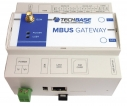 Programmable industrial converter M-BUS protocol/interface to Modbus TCP / MQTT / SNMP, up to 6x RS-232/485, up to 2x Ethernet TCP, up to 2x GPRS/3G/4G/LTE modem